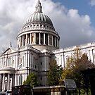 St Pauls , London by paul boast