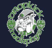 Dropkick murphys buldog Kids Tee
