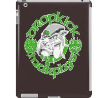 Dropkick murphys buldog iPad Case/Skin