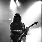 Darren and his PRS by Mark Batten-O'Donohoe