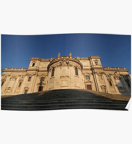 St. Maria Maggiore Poster