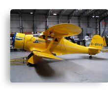 Beechcraft D.17S Staggerwing Canvas Print