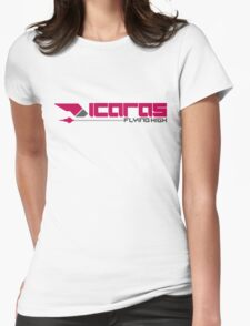 Icarus Flying High Womens Fitted T-Shirt