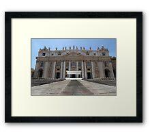 St Peter's Church Framed Print