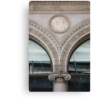Glamour In Structure Canvas Print