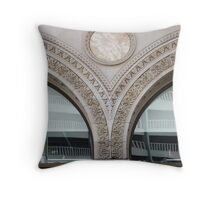 Glamour In Structure Throw Pillow