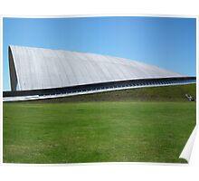 American air museum at Duxford Poster