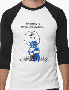 Happiness is ... Men's Baseball ¾ T-Shirt
