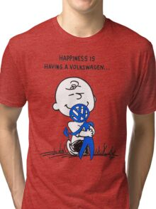 Happiness is ... Tri-blend T-Shirt