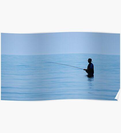 Sea Fishing Poster
