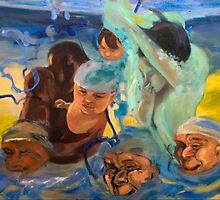 Swimming lesson 4 by natalyborissov