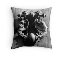 Door Handle - Italy Throw Pillow