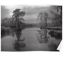 my sweet home, Louisiana Poster