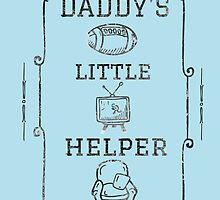 Daddy's Little Helper by EBCart