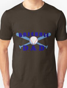 New York Yankees BASEBALL DAD T-Shirt