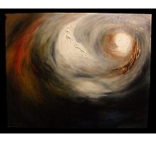 Earth Spiral Photographic Print