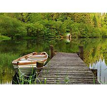 Loch Ard,Scotland Photographic Print