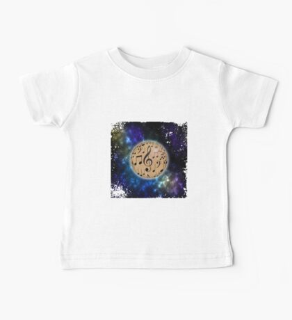 Planet Music Baby Tee