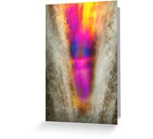 Waters of Purity Greeting Card