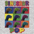 Dinosaur Pop! by digihill