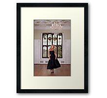 The Tudor Mansion VI Framed Print