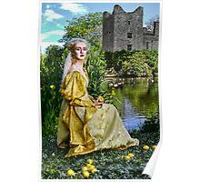 Lucrezia Borgia and Lemons Poster