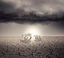 Global Warming by Luis Beltrán