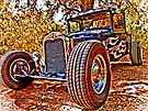 31 Ford Rat Rod Pick-Up by ChasSinklier