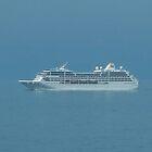 Passenger vessel by oldmanfmdac