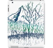 Trees of the Mountain Vale iPad Case/Skin