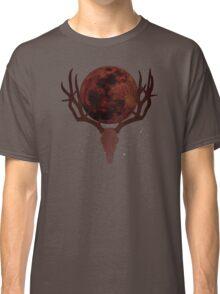 The Elder Scrolls - Hircine Blood Moon Classic T-Shirt