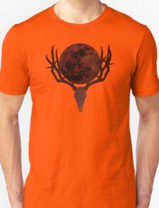 The Elder Scrolls - Hircine Blood Moon Unisex T-Shirt