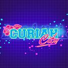 Curiah City in Neon by FlickerFade