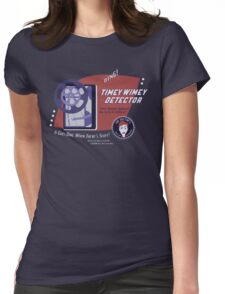 Timey Wimey Machine - Doctor Approved! Womens Fitted T-Shirt