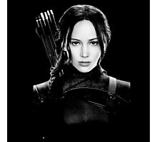 katniss everdeen beutiful woman Photographic Print