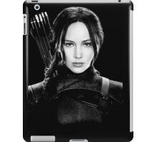 katniss everdeen beutiful woman iPad Case/Skin
