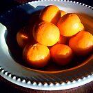 Oranges by Graciela Maria Solano