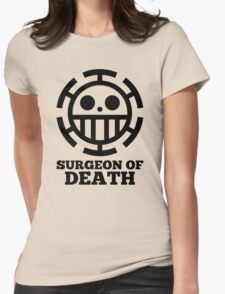 Surgeon of Death Womens Fitted T-Shirt