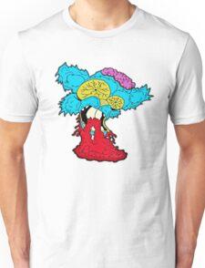 American Zombie Living Dead Squirrel Unisex T-Shirt