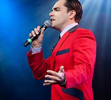 Ryan Molloy - Jersey Boys London by stageshoot