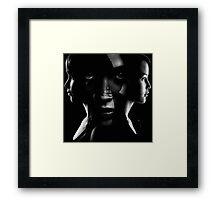 katniss everdeen Framed Print