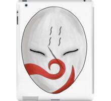 Haku's Mask Version 2 iPad Case/Skin