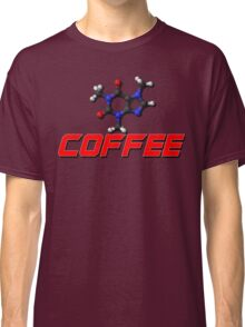 Chemistry -  Red Coffee Classic T-Shirt