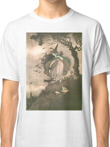 Grimm's fairy-tale witch Classic T-Shirt