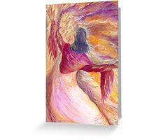 Where the Spirit of the Lord Is Greeting Card