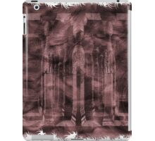 The Atlas of Dreams - Plate 34 (red) iPad Case/Skin