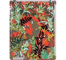 Red Leaves iPad Case/Skin
