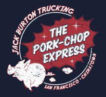 Jack Burton Trucking Pork Chop Express