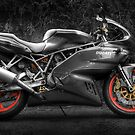Ducati 1000DS by Paul Shellard