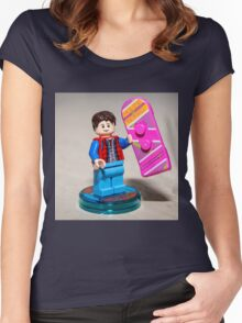 Marty is ready Women's Fitted Scoop T-Shirt